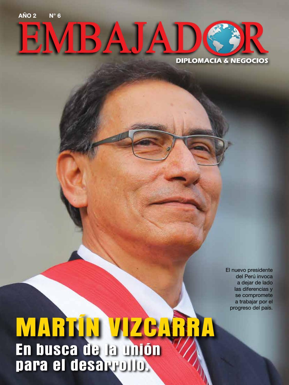 Embajador Marzo 2018 by Revista Embajador - issuu 9876683cdb7