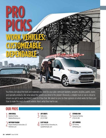 Page 26 of Pros on customizable and dependable work vehicles