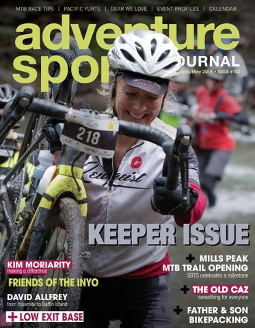 Adventure Sports Journal // April/May 2018 // #102 by
