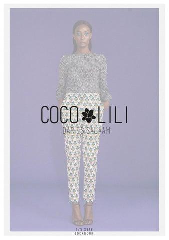"Cover of ""COCOLILI - Basic 2018"""