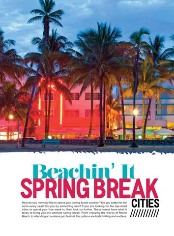 Page 46 of Beachin' it Spring Break Citys