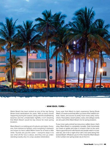 Page 47 of Beachin' it Spring Break Citys