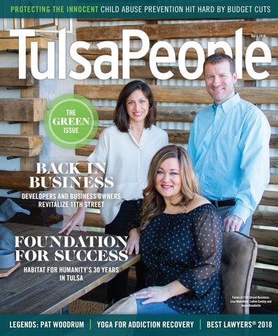 Tulsapeople April 2018 By Tulsapeople Issuu