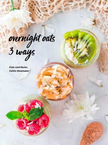 Page 32 of Overnight Oats 3 Ways