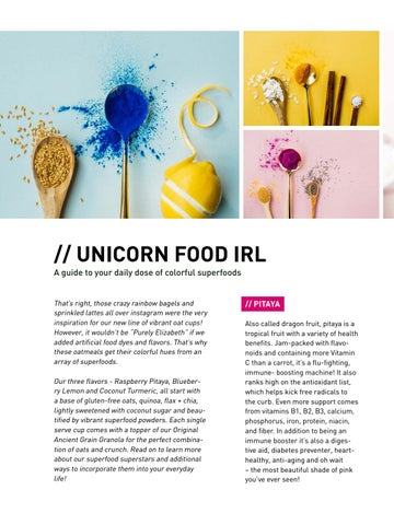 Page 6 of Unicorn Food IRL