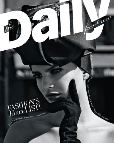 4e70c66d4 The Daily Front Row Hollywood by DAILY FRONT ROW INC - issuu