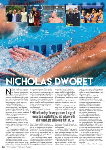 Page 8 of Nicholas Dworet