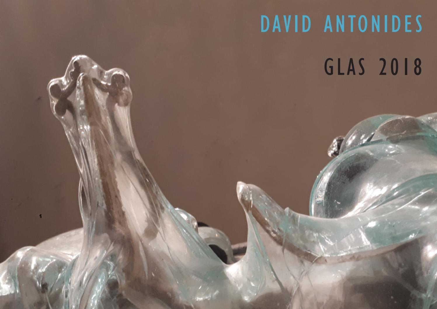 DAVID ANTONIDES GLAS 2018 by David Antonides - issuu