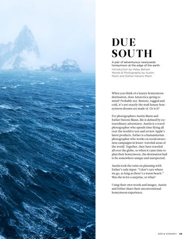 Page 59 of Due South: Antarctica