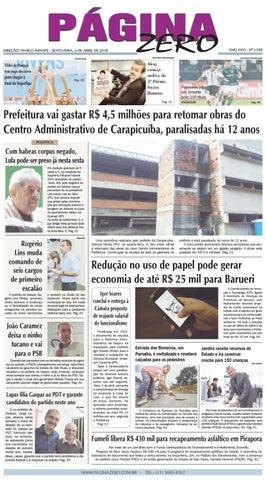 966896b052b Página Zero Edição nº 1338 (06 04 2018) by Para acessar o seu Página ...