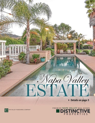 Distinctive Properties - April 2018 by Napa Register - issuu