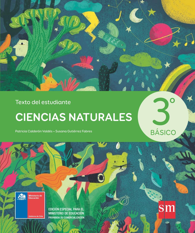 libro ciencias naturales 3 primaria sm savia pdf