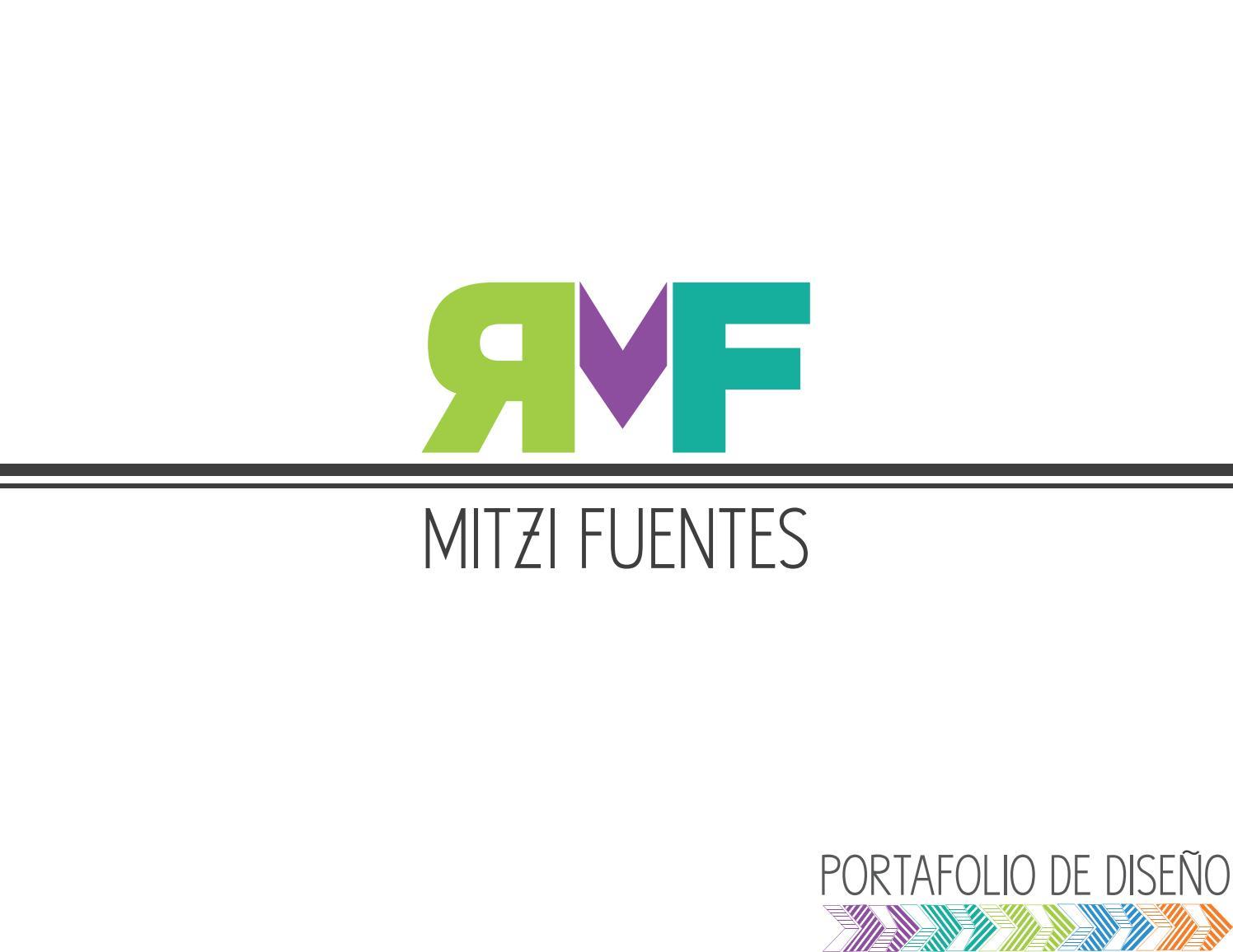 Portafolio de Diseño by Mitzi Fuentes R. - issuu