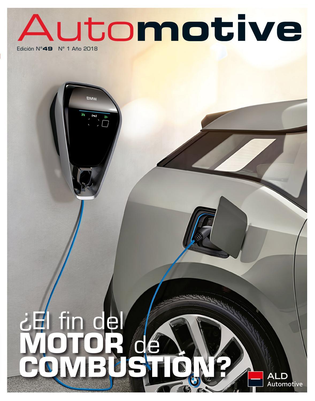 Revista ALD Automotive Nº 49. Nº 1 Año 2018 by LIDER - issuu