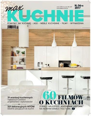 Magazyn Max Kuchnie Zima 2018 By Ewelina Issuu