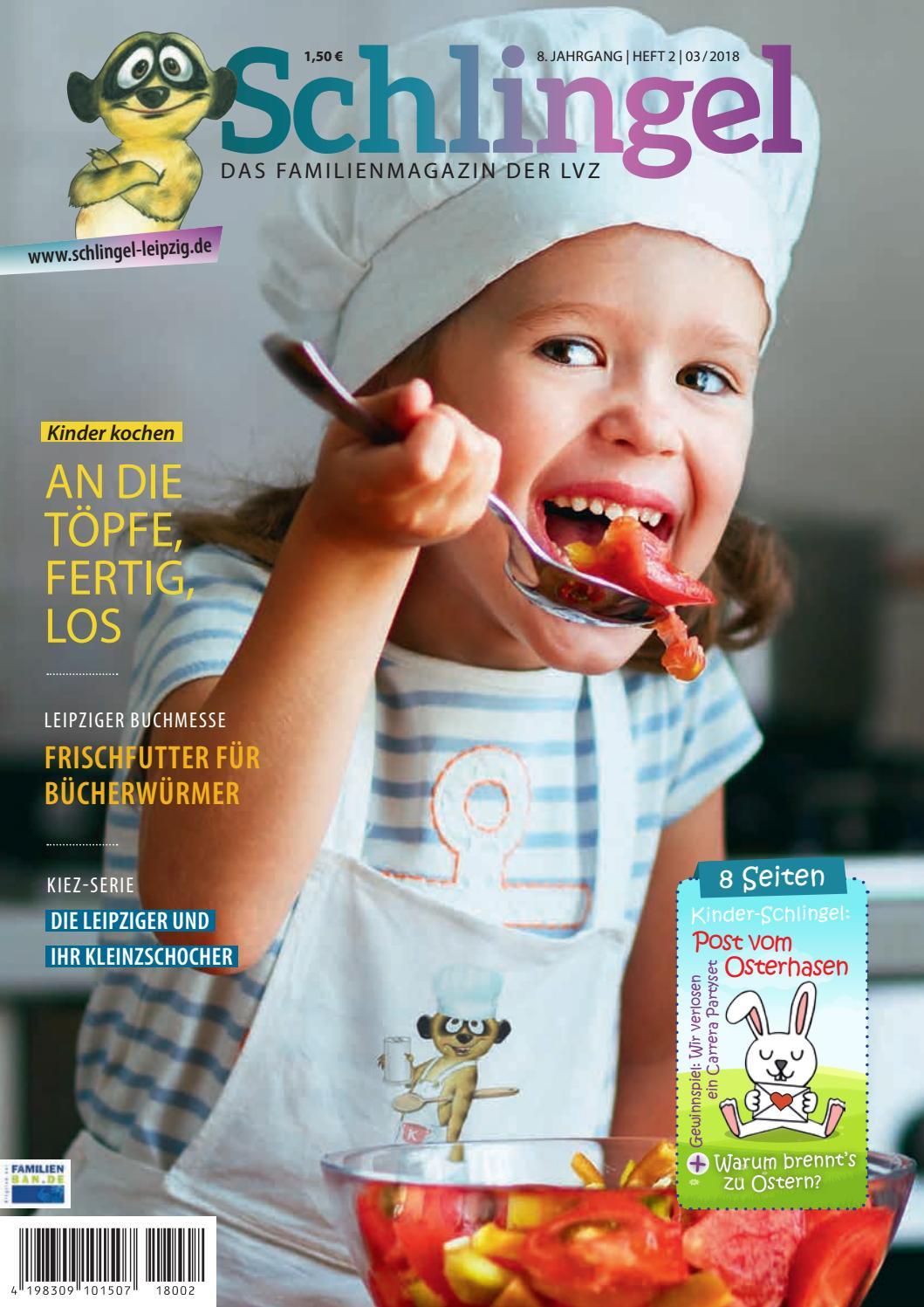 Schlingel März 2018 - Das Familienmagazin der LVZ by Leipziger ...
