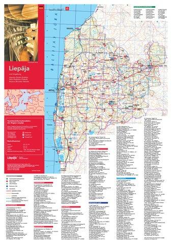 Liepaja Region Tourism Information Office - Issuu