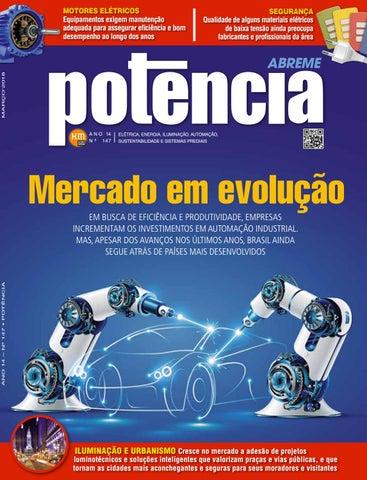 e36664b720d Revista Potência Edição nº 147 by Revista Potência - issuu