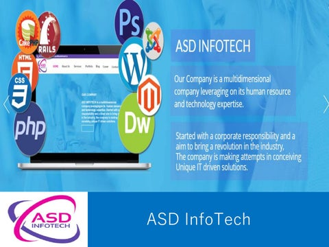 Top Ten Website Design Companies For Web Development By Asd Infotech Issuu