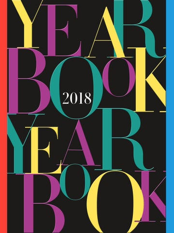 bdd1982db3ec 2018 Yearbook Yearbook by Balfour - issuu