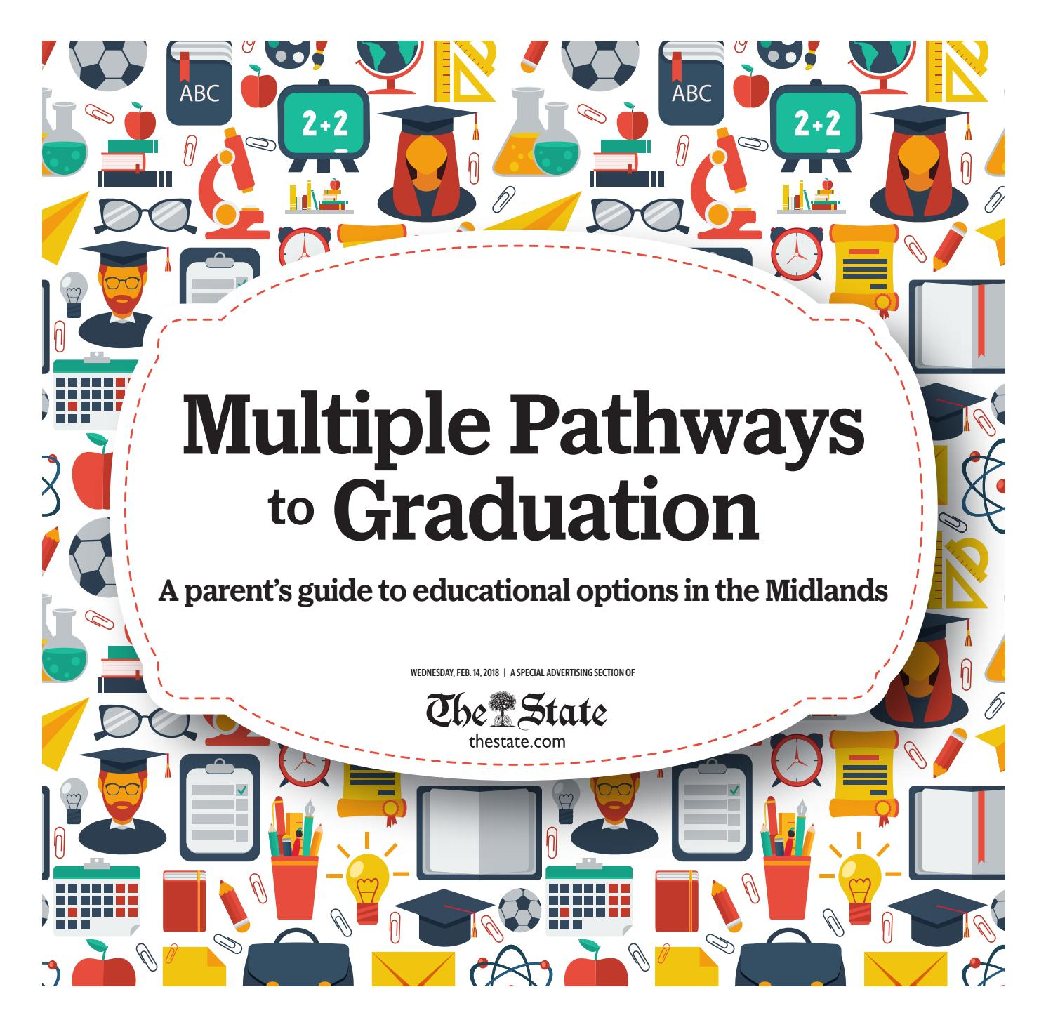 multiple pathways to graduation 2018 by the state media company issuu