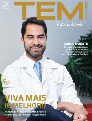 8247855327e00 Revista tem especialidades CAPA DR. VICTOR by Revista TEM Digital ...