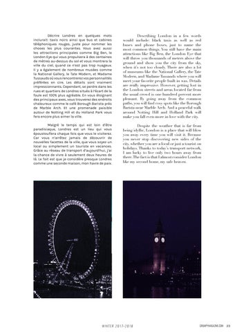 Page 23 of Wanderlust: London