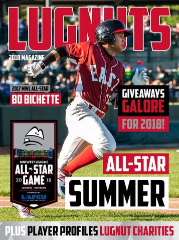7753d69327b7a LUGNUTS 2018 Magazine by Pro Sports Marketing - issuu