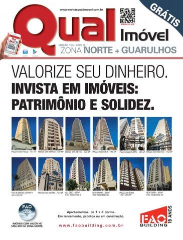10bbb3df3ca Revista Qual Imóvel Zona Norte + Guarulhos Ed.154 - Abril   2018 by ...