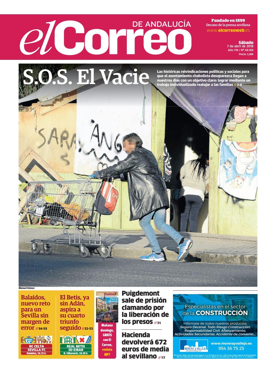 07.04.2018 El Correo de Andalucía by EL CORREO DE ANDALUCÍA S.L. - Issuu bf6ba9f553c