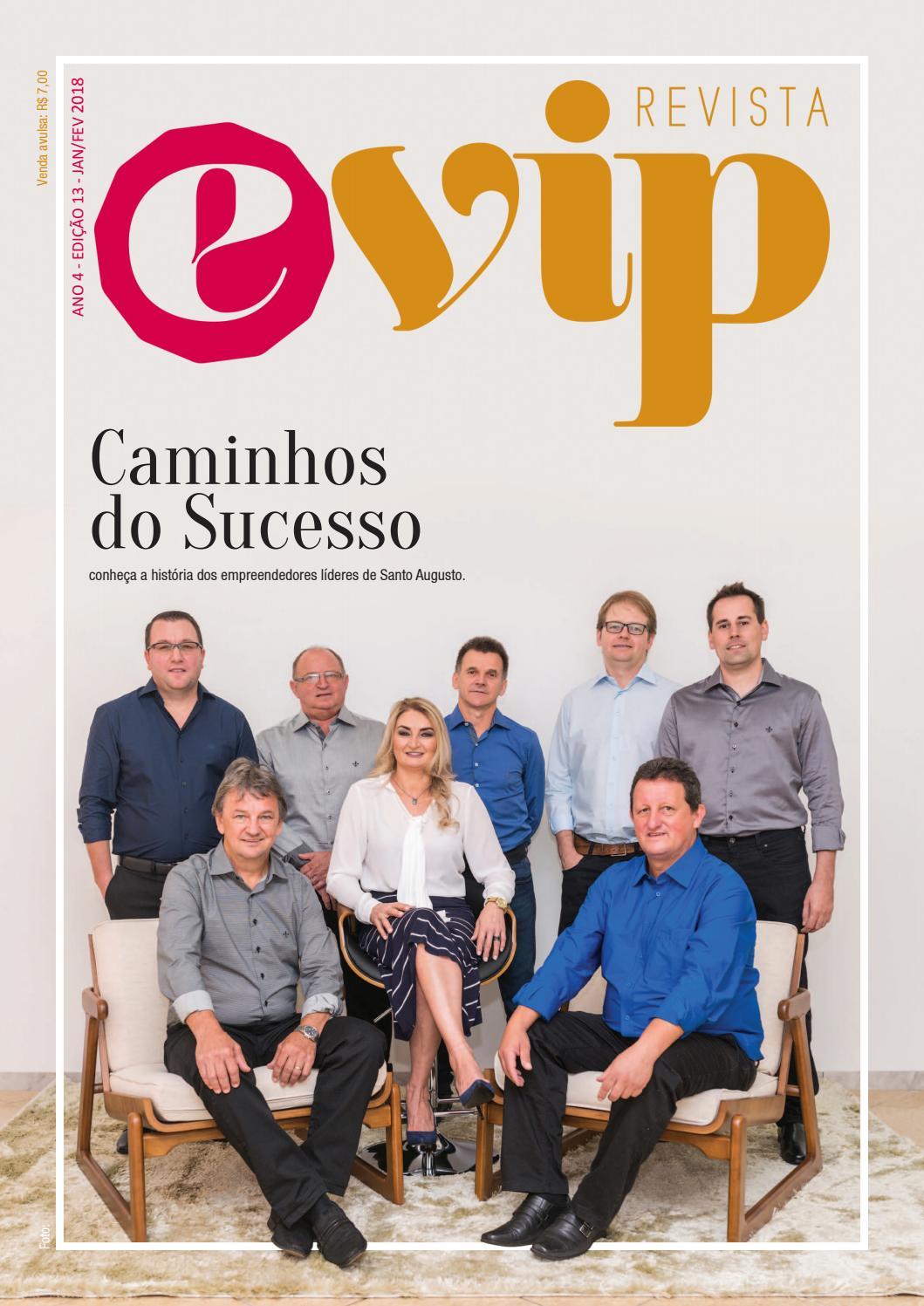 3b94210306 13ª edição Revista Evip - JAN FEV 2018 by Revista Evip - issuu