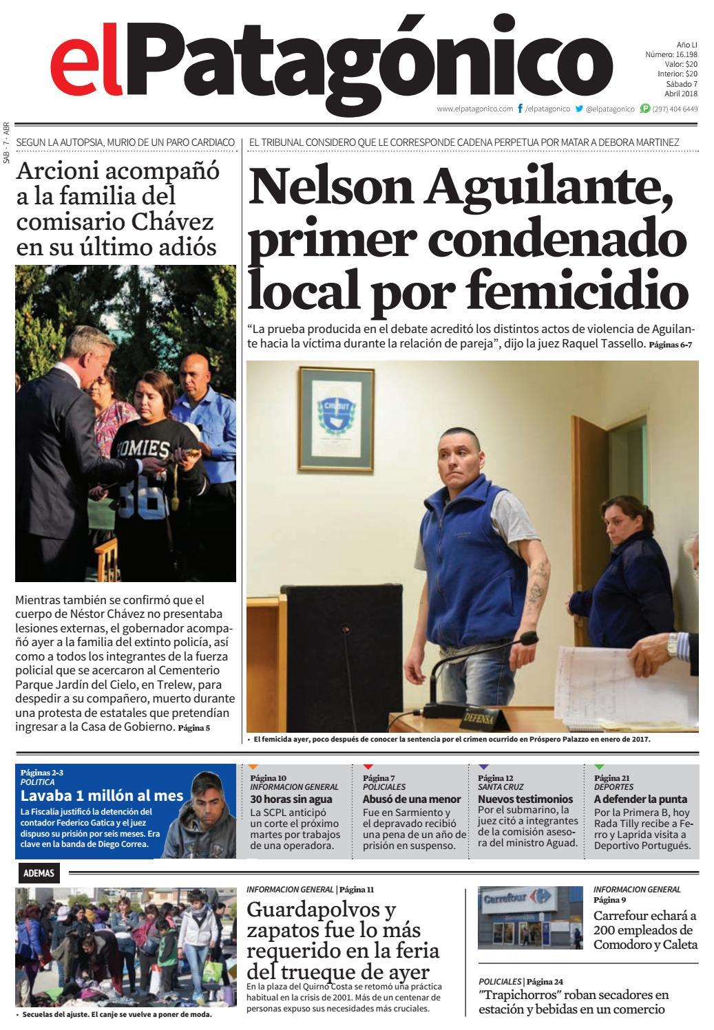promo code 294ac 601c0 edicion221006042018.pdf by El Patagonico - issuu