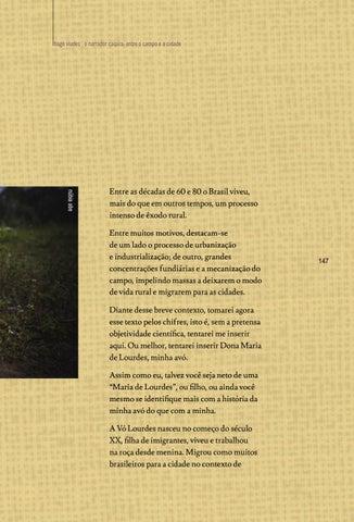 Page 147 of O narrador caipira: entre o campo e a cidade