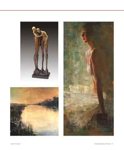 Page 17 of Reinert Fine Art in our latest issue