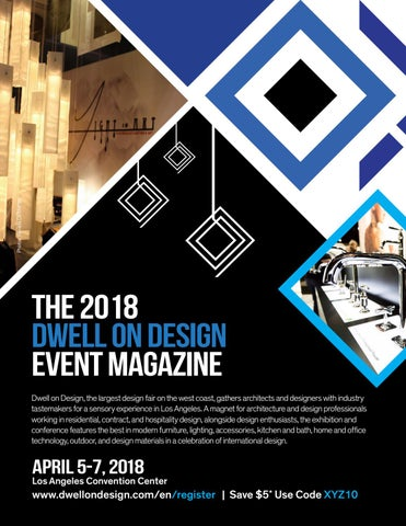 Photos Revista De Mentes. The 2018 Dwell On Design Event Magazine ...