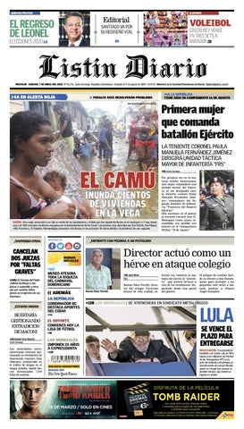 LD 07-04-2018 by Listín Diario - issuu 228da0b9422