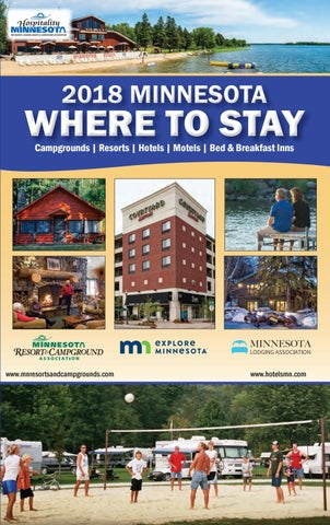 2018 Minnesota Where to Stay Travel Guide by The Manager - issuu