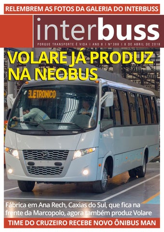 Revista InterBuss  3123303908028
