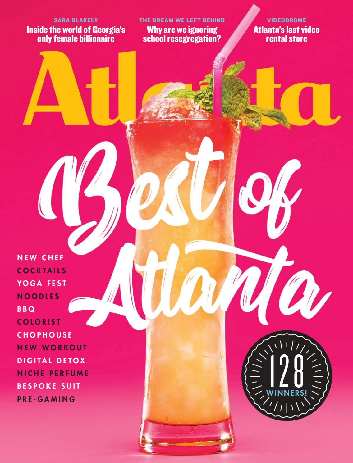 Atlanta Magazine December 2017 by The Manager - issuu