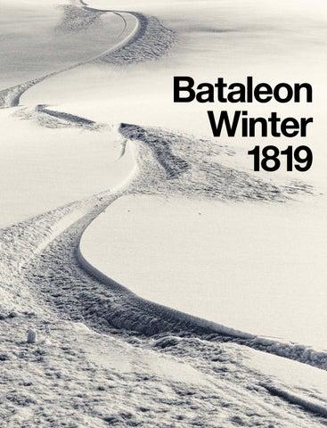 819fbf0dc68b Bataleon Snowboards 2019 ▷ OutdoorSport.ES 1819 by OutdoorSport.ES ...