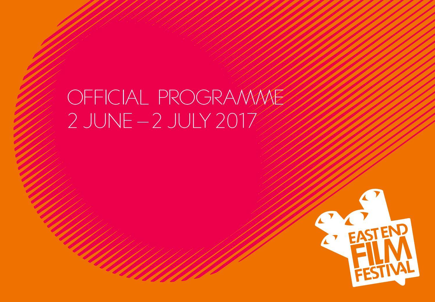 East End Film Festival 2017 by East End Film Festival - issuu