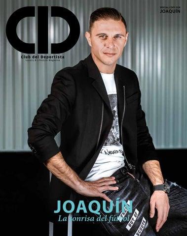 Joaquín Sánchez by Club del Deportista - issuu c0c343218ce6c