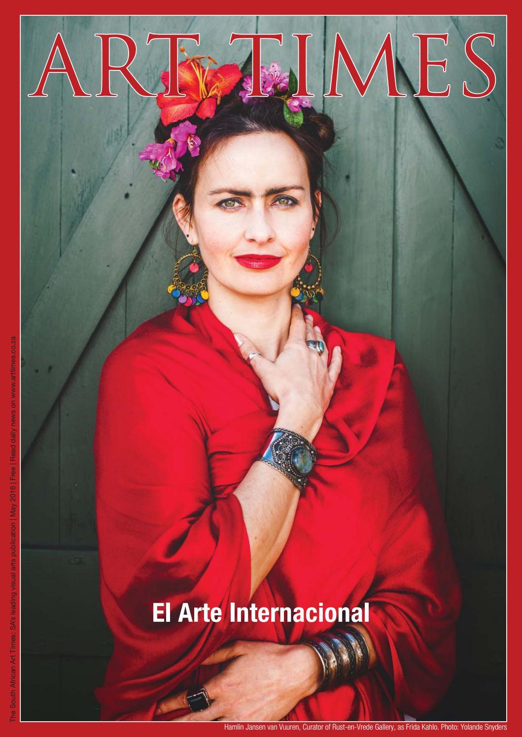 Sa Art Times May 2016 By Sa Art Times Issuu