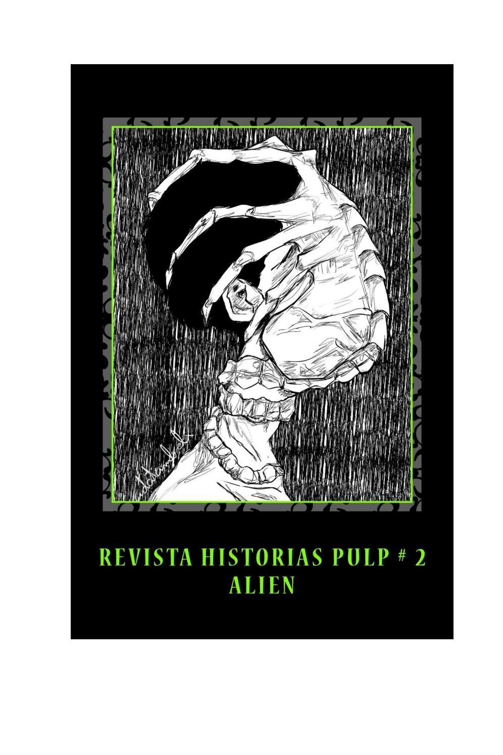 Animaciones Porno Una Alienigena revista historias pulp 2 alienisrael montalvo - issuu