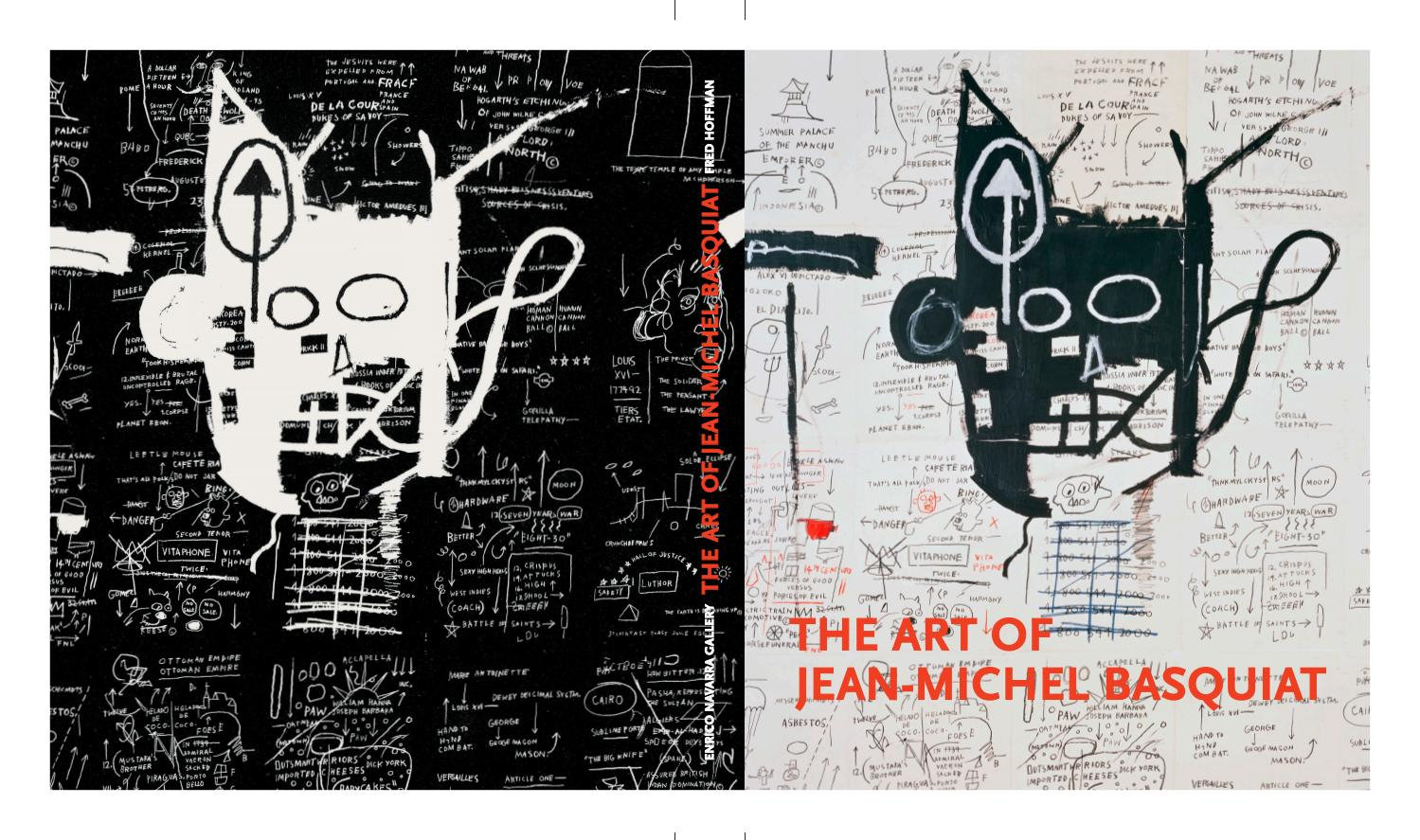 c4e1ae1f8b86 The Art of Jean-Michel Basquiat by Fred Hoffman 2017 by jeanmichel - issuu