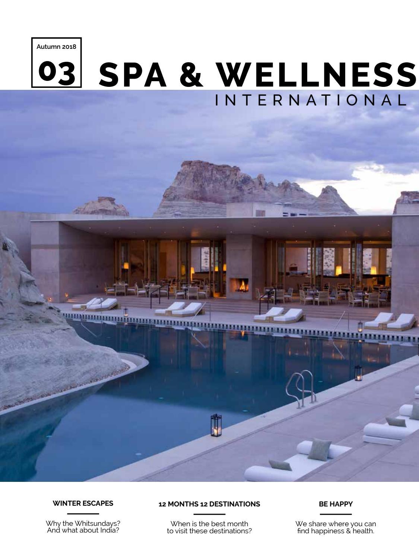 Spa & wellness international #3 by Kris Abbey - issuu