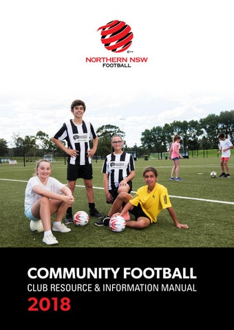 696c7ed03 NNSWF Community Football Club Resource and Information Manual 2018 ...