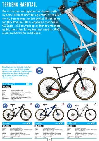 5fa701d3 Sykkelkatalog 2018 Birk Sport by Birk Sport - issuu