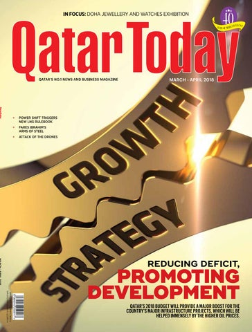 ef1b0fdfb10 Qatar Today March April 2018 by Oryx Group of Magazines - issuu