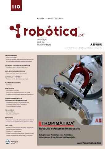 d9ba7a588 Revista Robótica 110 by Revista Robotica - issuu